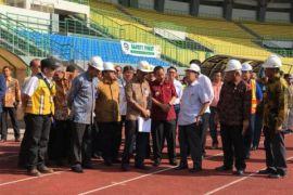 JK tinjau Stadion Bekasi untuk Asian Games 2018
