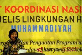 Menteri LHK perkuat kerja sama dengan Muhammadiyah