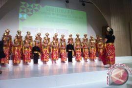 Paduan suara TRCC Indonesia juara di Slovenia