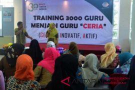 PT AAL latih ratusan guru di Sulbar dan Sulteng