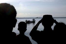 Regu SAR hentikan pencarian korban kapal karam