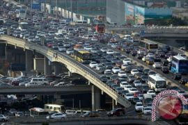China batasi kendaraan bermotor di Beijing