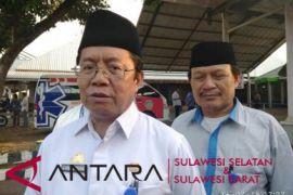 Embarkasi Makassar lepas Kloter I ke Jeddah