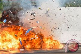 Pabrik kimia China meledak, 19 orang tewas