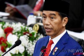 Presiden Jokowi yakin Pemilu 2019 berlangsung damai