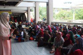 PPLN Kuala Lumpur sosialisasi Pemilu pada TKI