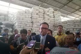 Gubernur Sulsel lepas ekspor bonggol jagung