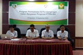 Dirut PTPN Persero bekali puluhan calon karyawan