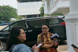 Menlu Palestina Riad Al Malki apresiasi dukungan Indonesia