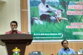 Mentan : kampus motor penggerak revolusi pertanian modern