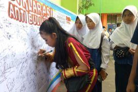 Unicef kampanyekan antiperundungan di Makassar