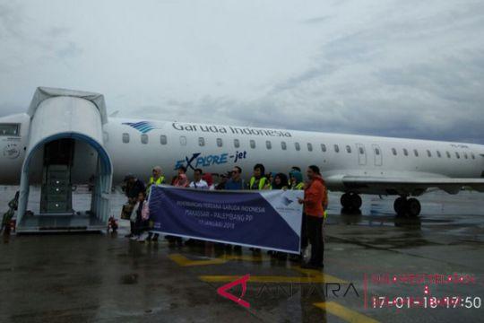 Travel Al-Hamdi apresiasi layanan Garuda Indonesia