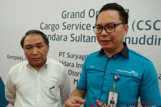 Garuda Indonesia wajibkan pelanggan kargo gunakan asuransi