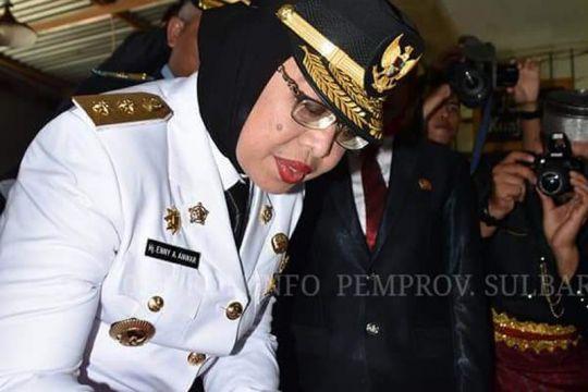 Wagub Sulbar resmikan Alim Lapas Mamuju