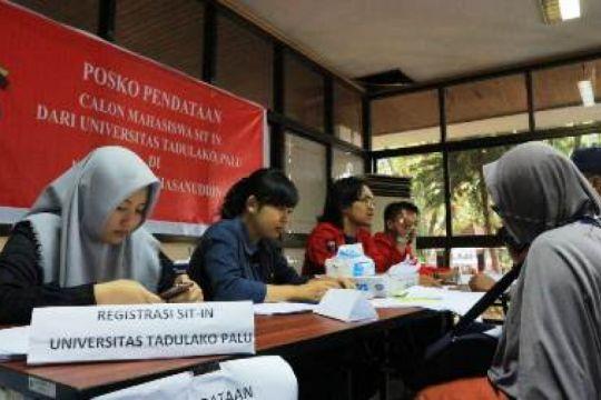 711 mahasiswa Tadulako mendaftar di Unhas