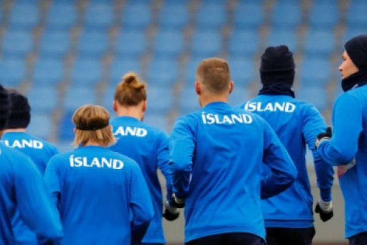 Robert Alberts unggulkan Islandia di Piala Dunia