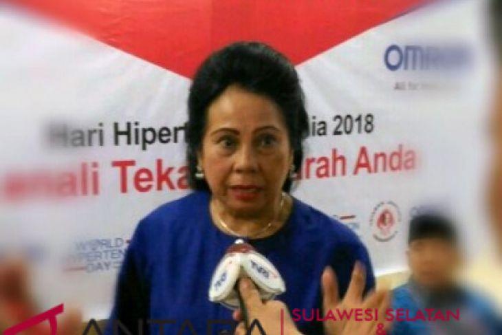 Yayasan Jantung Indonesia kampanyekan kesadaran hipertensi