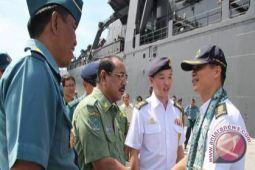 Sabtu ini kapal Latih India singgah di Pelabuhan Bitung