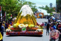 Festival bunga internasional angkat tema