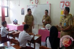 7.857 Siswa SD Manado ikuti US