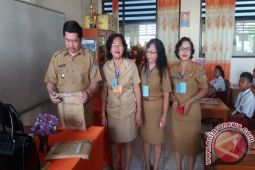 Wawali Manado sesalkan siswa SD absen US