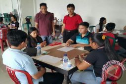 142 atlet bridge bertarung pada Kejuaraan Liga Pelajar Manado