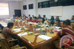 Sekdakot Sendoh Pimpin Konsultasi APBD 2017 di Provinsi
