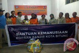 Pemkot Manado Bantu Korban Bencana Bitung