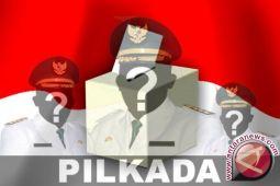Pilkada Sitaro - Hasil perhitungan Evanglian Sasingen-John Palandung unggul sementara
