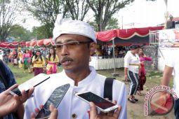 Umat Hindu Manado Laksanakan Upacara Tawur Kesanga