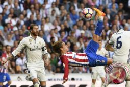 Griezmann buat Derby Madrid imbang 1-1