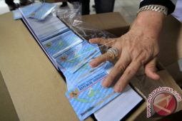 Disdukcapil Minahasa Tenggara Ketambahan 4.000 Blangko KTP