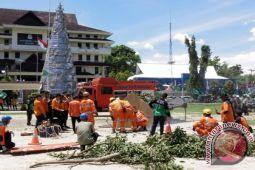 BPBD Manado Gelar Simulasi Penanggulangan Bencana Peringati HKBN