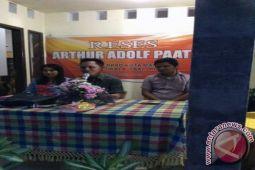 Anggota Komisi A Arthur Paath  Reses di Paal Empat