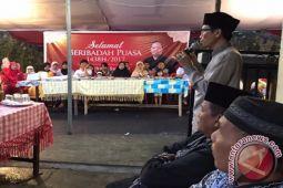 Wakil Ketua DPRD Mandao Reses di Kleak