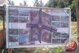 Pembangunan Zero Point Minahasa Utara Berbasis RTH