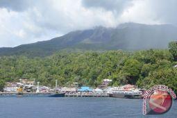 Aktivitas Gunung Karangetang  Siau Sulut meningkat