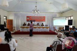 KPU Minahasa Tenggara Sampaikan Mekanisme Pendaftaran Parpol