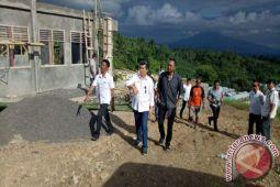 Wali Kota  Manado Periksa  Pembangunan Fasilitas Relokasi Bencana