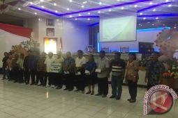 Ribuan Petugas Rt-RW Bitung Dijamin BPJS-TK