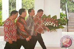 Presiden Jokowi Buka Kongres GMNI XX Manado