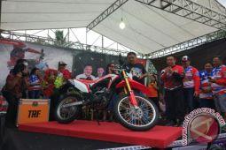 Gubernur Sulut Luncurkan All New Honda CRF150L