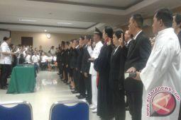 76 Pejabat Minahasa Utara Dilantik