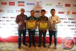 Sharp Sabet Penghargaan Customer Satisfaction Award  2017