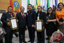 Tomohon Terima Penghargaan Kota Sehat