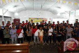 Pemuda Katolik Minahasa Adakan Mapenta dan Muskomac