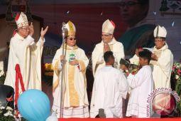 Surat Adven Keuskupan Manado 2017