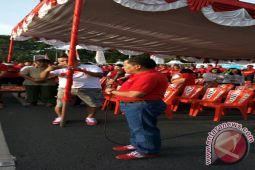 JWS Ikuti Fun Bike Dalam Rangka HUT Minahasa