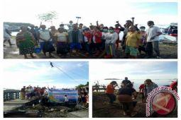 Peringatan Hari Nusantara 2017, DKP Mitra Gelar Bersih-Bersih Pantai