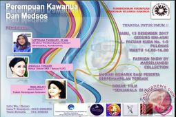 KKK Jakarta Berdayakan Wanita Minahasa Melalui Medsos